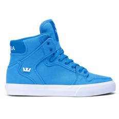 Shoes SUPRA - Kids Vaider Royal-White (ROY)