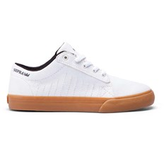 Shoes SUPRA - Kids Belmont Off White-Gum (OFW)