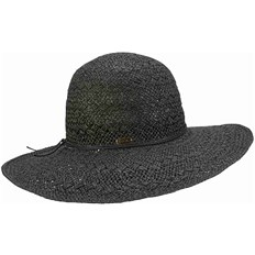 Hat COAL - The Piper Black (01)