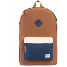 Backpack HERSCHEL - Heritage Navy/Natural/Flamingo/Natural Rubber Bac (00632)