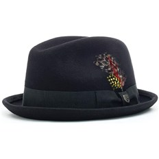 Hat BRIXTON - Gain Black (0100)