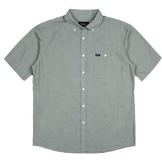Shirt BRIXTON - Central Heather Green (0550)