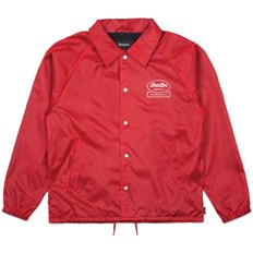 Jacket BRIXTON - Dale Red/White (RDWHT)