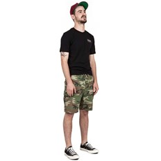 Shorts BRIXTON - Transport 20 Cargo Short Multi Camo (MLCAM)