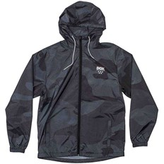 Jacket DGK - Alpha Jacket Black (BLACK)