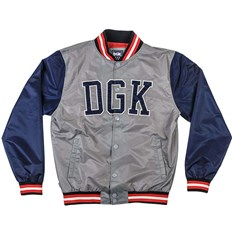Jacket DGK - Fly Ball Jacket Grey (GREY)