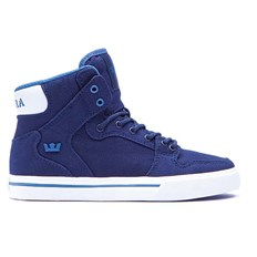 Shoes SUPRA - Toddler Vaider Royal-White (ROY)