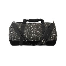 MI-PAC - Duffel Splattered Black/White (A07)