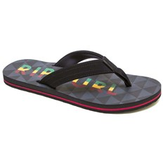 Flip- Flops RIP CURL - Ripper Black/Yellow  (1640)