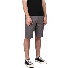 Shorts BRIXTON - Toil Ii Hemmed Short Grey (GREY)