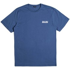 T-Shirt BRIXTON - Traction S/S Prem Tee Deep Blue (DPBLU)