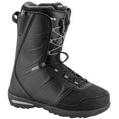 Shoes NITRO - Vagabond Tls Black (001)