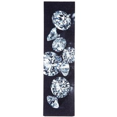 Grip Tape DIAMOND - Spilled Jewels Black (BLK)