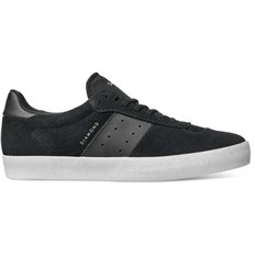 Shoes DIAMOND - Barca - Suede Black/Black (BKBK)