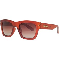 BRIGADA - Big Shot Sunglasses Root/Beer (ROOT BEER)