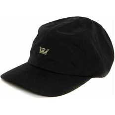 Caps SUPRA - Crown Runner Hat Black-Tan (080)