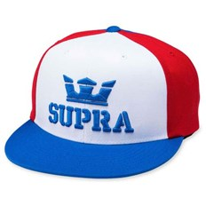 Caps SUPRA - Aboveiisnapbackhat Red/White/Blue (627)