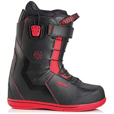 Boots DEELUXE - IDxHC PF black/red (3927)