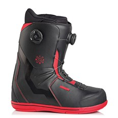 Boots DEELUXE - IDxHC Boa Focus PF black/red (3927)