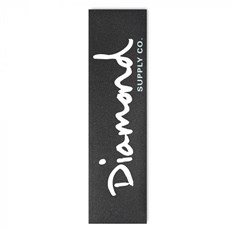 Grip Tape DIAMOND - Diamond Og Script White (WHT)