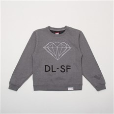Sweater DIAMOND - Dl-Sf Gunmetal (GMHE)