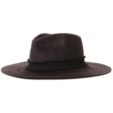 Hat BRIXTON - Ella Fedora Washed Black (WABLK)
