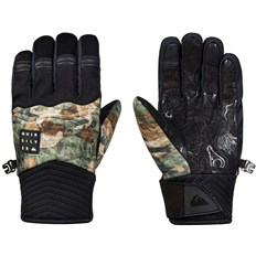 Gloves QUIKSILVER - Method Youth Gl Grape Leaf Tanenbaum (CRE2)