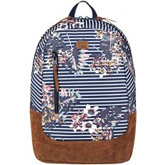Backpack ROXY - Free Your Wild Medieval Blue Boardwalk (BTE6)