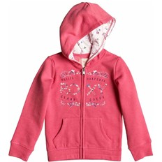 Sweatshirt ROXY - Heart Revolution Zip (MLR0)