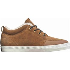 Shoes GLOBE - GS Chukka Brown/Black/Wool (17272)