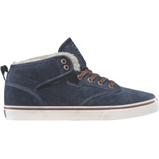 Shoes GLOBE - Motley Mid Navy/Brown/Fur (13246)