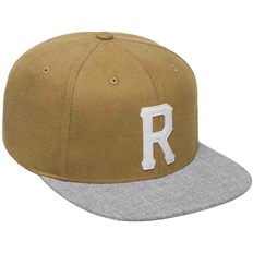 Caps REELL - Homerun 6-Panel Sand Wool/Grey (WOO/GRE)