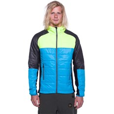 Jacket MAJESTY - Asgaard 2.0 blue/yellow (BLUE-YELLOW)