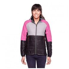 Jacket MAJESTY - Asgaard 2.0 Lady pink/grey (PINK-GREY)