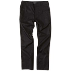Pants METAL MULISHA - Nine To Five Chino Black  (BLK )