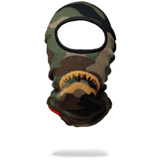 Baclava SPRAYGROUND - Gold Knit Shark Mouth Ski Mask (000)