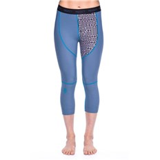 Thermo underwear MAJESTY - Shelter Lady Pants Maze (MAZE)