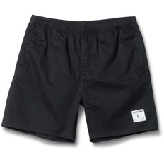 Shorts DIAMOND - Dugout Shorts Black (BLACK)