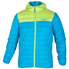 Jacket MAJESTY - Asgaard Blue/Apple Green (BLUE APPLE GREEN)