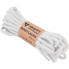 Laces GRAVITY - Snb Boot Laces White (WHITE)