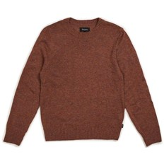 Cardigan BRIXTON - Wes Sweater Clay (CLAY)