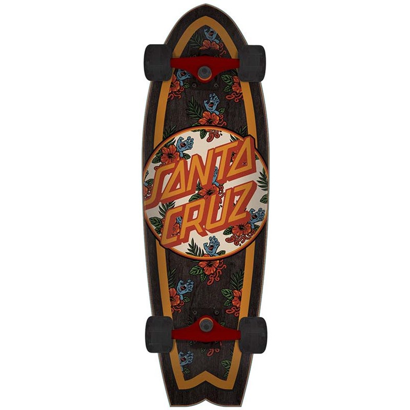 Cruiser SANTA CRUZ - Vacation Dot Cruzer Shark (104000)