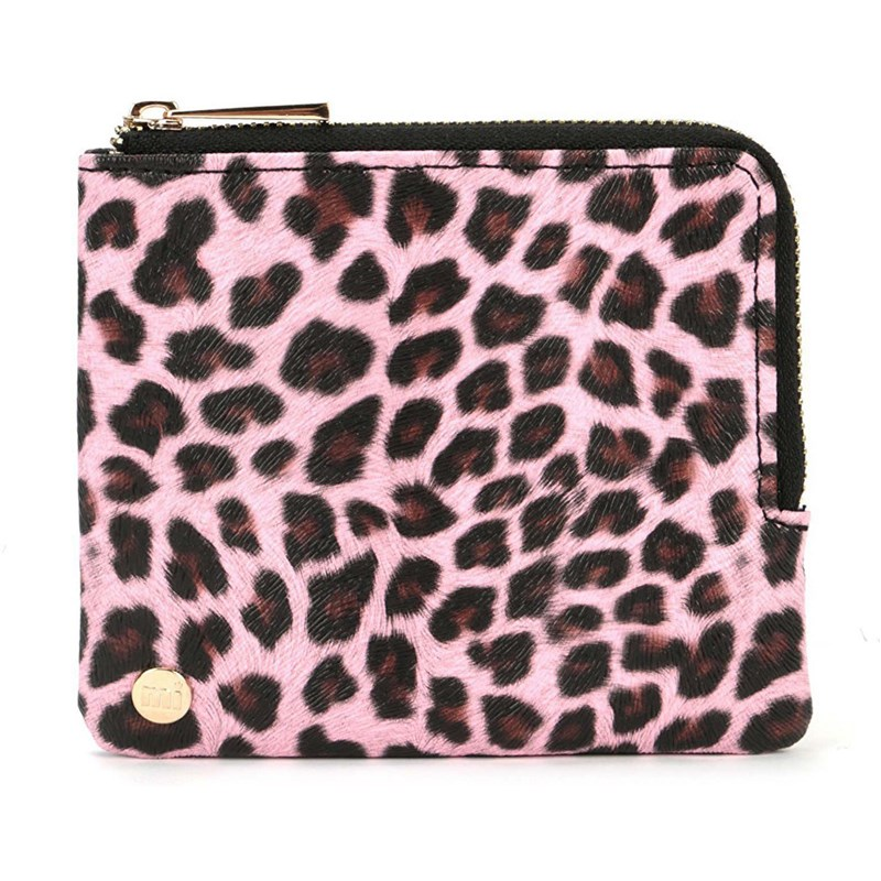 Geldtasche MI-PAC - Coin Holder Cheetah Pink (A34)