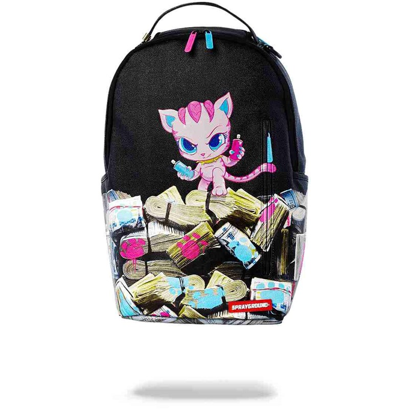 Rucksack SPRAYGROUND - Kitten Money Stacks Backpack (MULTI)