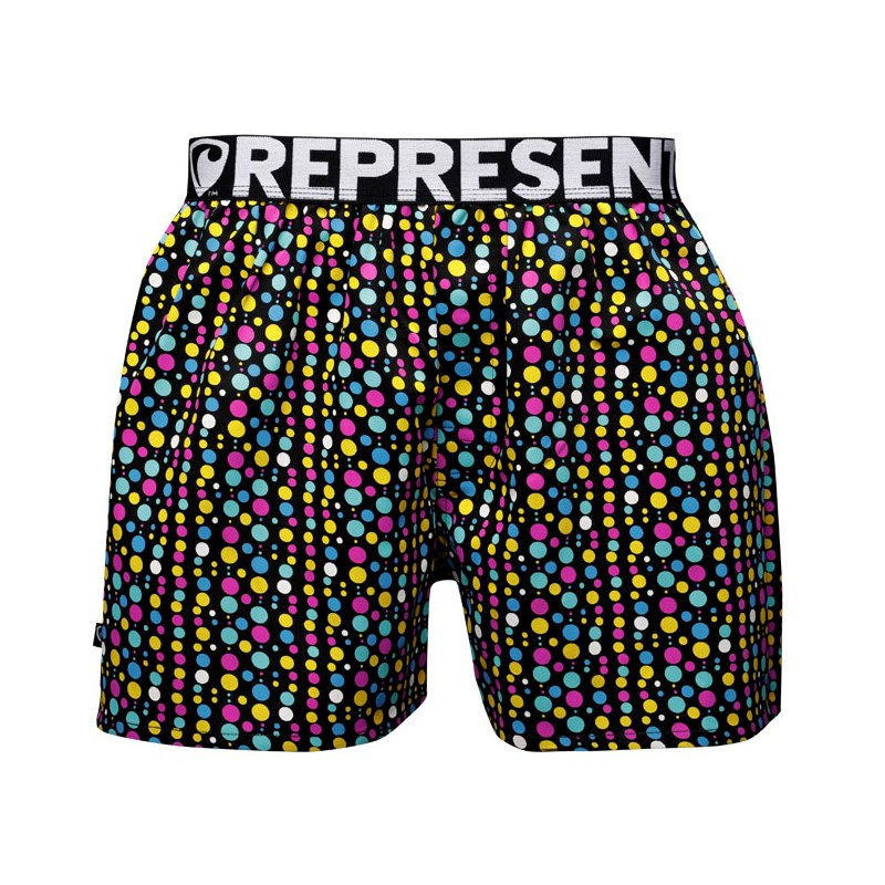 Boxershorts REPRESENT - Exclusive Mike Colorblind (703)
