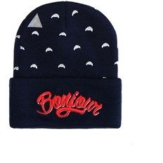 Beanie CAYLER & SONS - Bonjour Old School (NAVY RED WHITE)