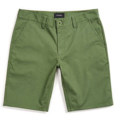 Shorts BRIXTON - Toil Ii Hemmed Short Leaf (LEAF)