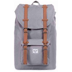 Rucksack HERSCHEL - Little America Mid-Volume Grey/Tan (00006)