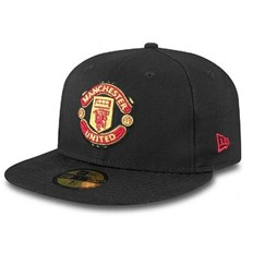 Kappe NEW ERA - 950 Youth MANCHESTER untd (BLK)