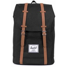 Rucksack HERSCHEL - Retreat Black/Tan (00001)